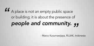 Common places, not public places